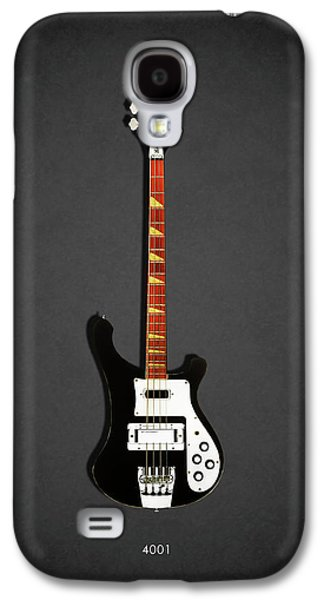 Guitar Galaxy S4 Case - Rickenbacker 4001 1979 by Mark Rogan