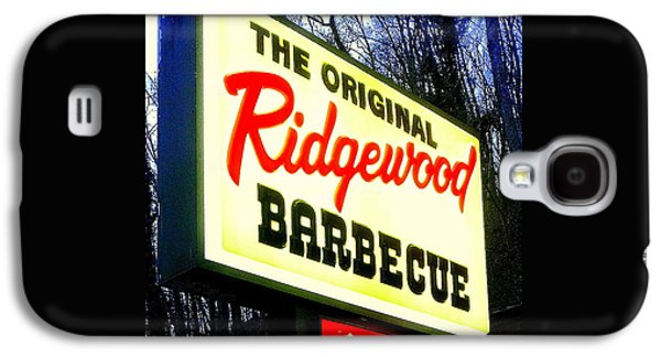 Ridgewood Barbecue Galaxy S4 Case