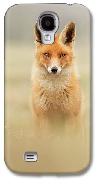 Right Into Your Soul - Red Fox Galaxy S4 Case