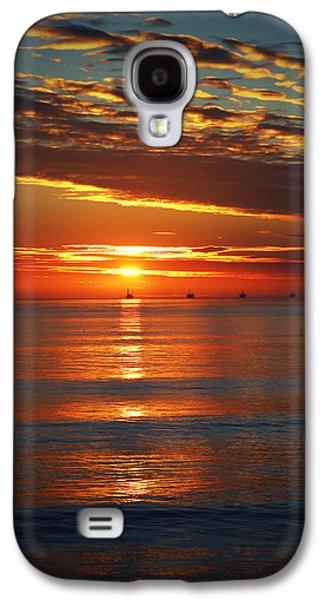 Rincon Sunset Galaxy S4 Case