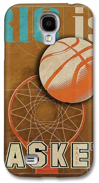 Rio Is Basketball Galaxy S4 Case