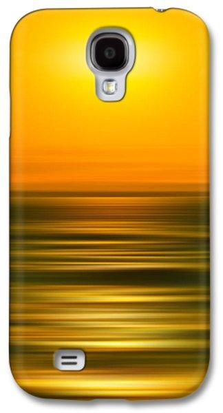 Rising Sun Galaxy S4 Case by Az Jackson