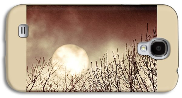 Rising Sun Moody Sky Galaxy S4 Case by Terry DeLuco