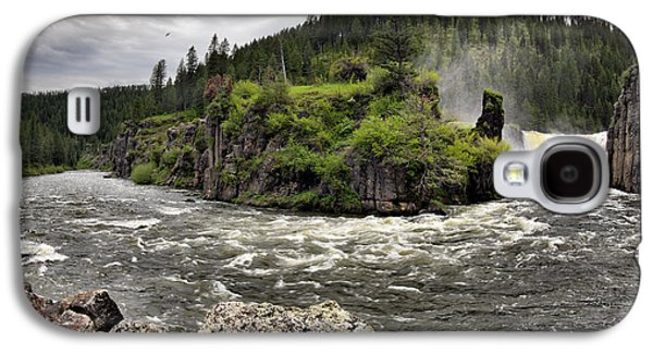 River Course Galaxy S4 Case by Leland D Howard