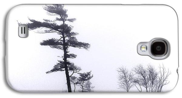 River Islands In Fog Galaxy S4 Case