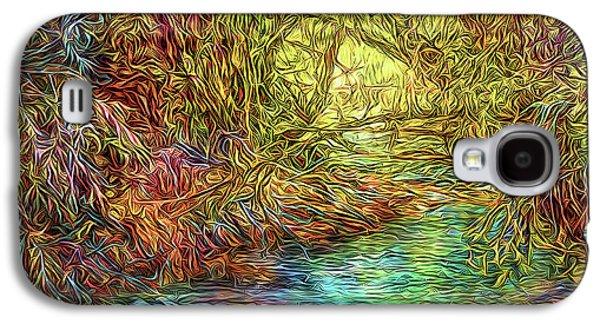 River Peace Remembering Galaxy S4 Case by Joel Bruce Wallach