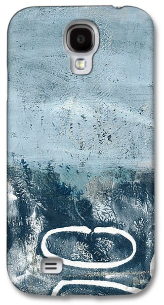 River Walk 2- Art By Linda Woods Galaxy S4 Case by Linda Woods