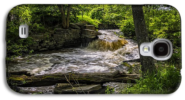 Galaxy S4 Case featuring the photograph Riverside by Mark Myhaver