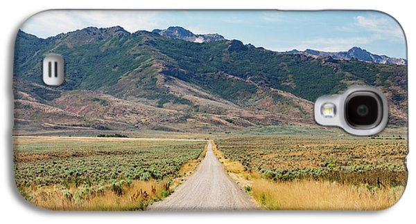 Road To The Rubies Galaxy S4 Case by Todd Klassy