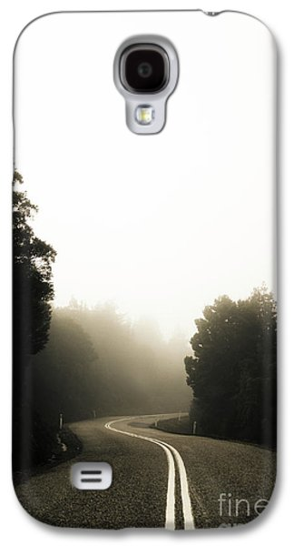 Roads Of Twists And Turns Galaxy S4 Case by Jorgo Photography - Wall Art Gallery