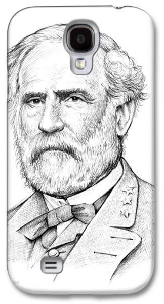 Robert E. Lee Galaxy S4 Case by Greg Joens