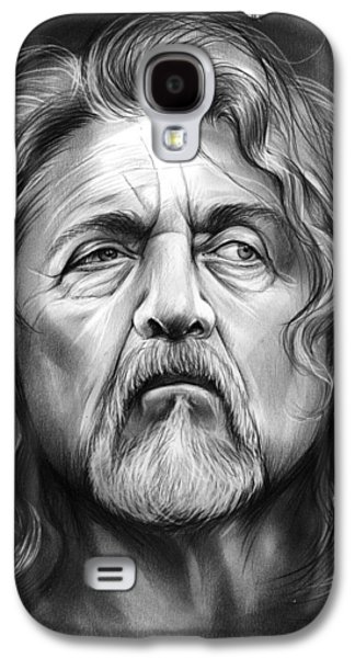 Robert Plant Galaxy S4 Case