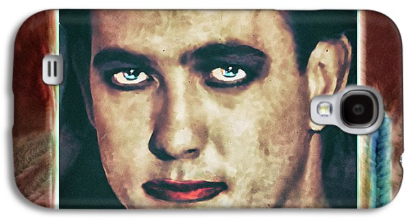 Robert Smith Music Galaxy S4 Case - Robert Smith Sometimes A Hundred Years by Robert Radmore
