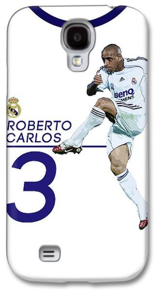 Roberto Carlos Galaxy S4 Case