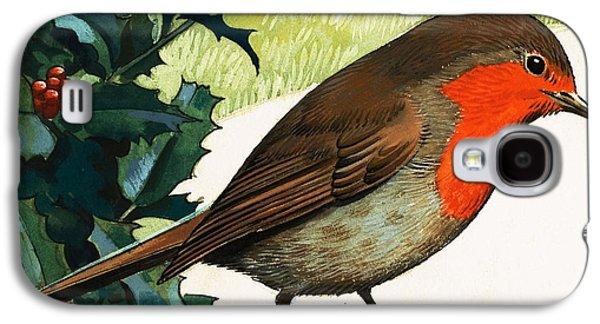 Robin Redbreast Galaxy S4 Case