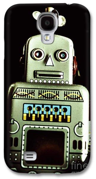 Robotic Spaceman Galaxy S4 Case