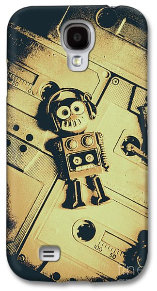 Robotic Trance Galaxy S4 Case by Jorgo Photography - Wall Art Gallery