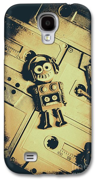 Machinery Galaxy S4 Case - Robotic Trance by Jorgo Photography - Wall Art Gallery