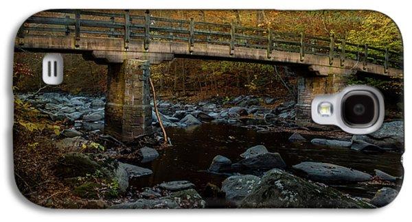 Rock Creek Park Bridge Galaxy S4 Case