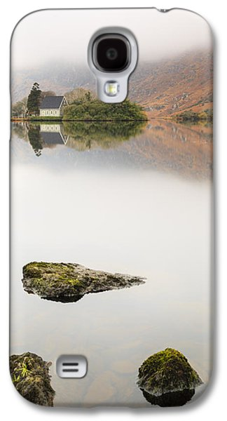 Rock Of Barra Galaxy S4 Case by Graham Daly