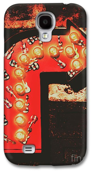 Rock Through This Way Galaxy S4 Case by Jorgo Photography - Wall Art Gallery