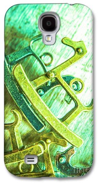 Rocking Horse Metal Toy Galaxy S4 Case