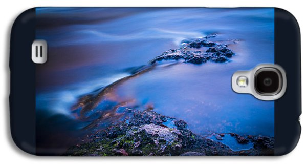 Rocks And Water Galaxy S4 Case by Marvin Spates