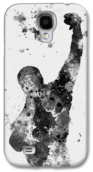 Rocky Balboa Galaxy S4 Case by Rebecca Jenkins