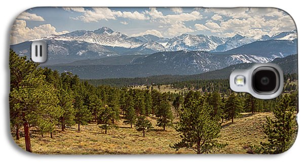 Rocky Mountain Afternoon High Galaxy S4 Case by James BO Insogna
