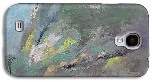Rocky Mountain Galaxy S4 Case by Becky Kim