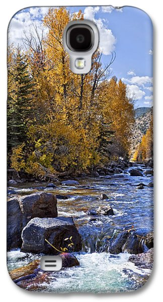 Rocky Mountain Water Galaxy S4 Case
