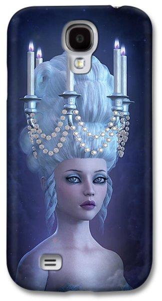 Rococo Enlightenment Galaxy S4 Case by Britta Glodde