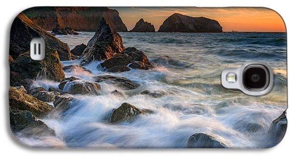 Rodeo Beach Galaxy S4 Case by Rick Berk