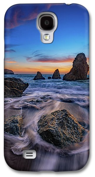 Rodeo Beach Sunset Galaxy S4 Case