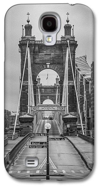 Roebling Bridge Galaxy S4 Case