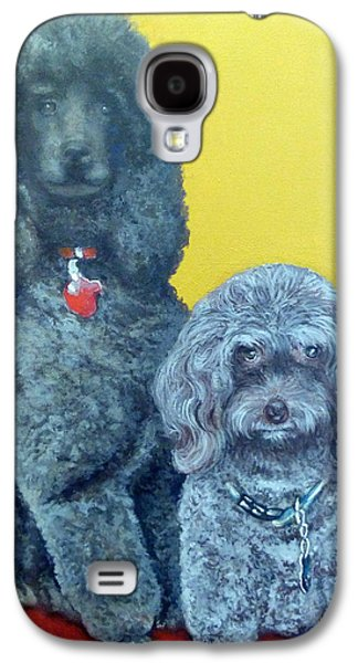 Roger And Bella Galaxy S4 Case by Tom Roderick