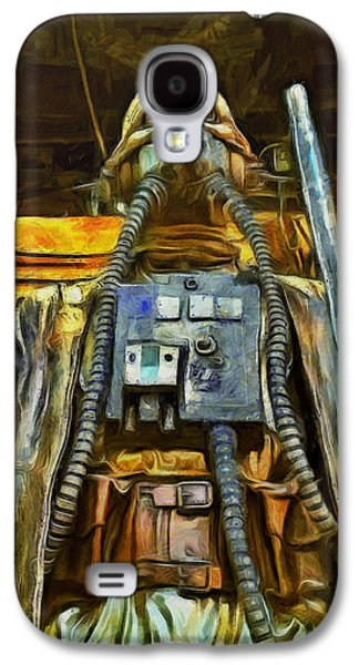 Rogue One Edrio Tubes - Pa Galaxy S4 Case by Leonardo Digenio
