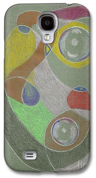 Roley Poley Vertical Galaxy S4 Case by Rod Ismay