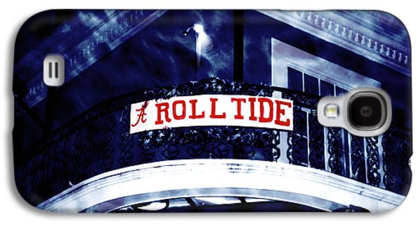 Roll Tide At The Sugar Bowl Galaxy S4 Case by John Rizzuto