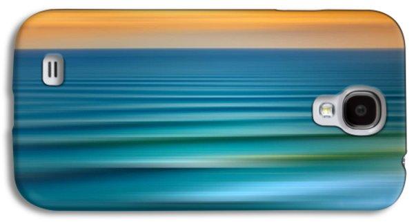 Rolling In Galaxy S4 Case by Az Jackson