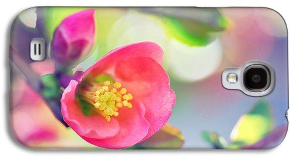 Romancing Spring I Galaxy S4 Case