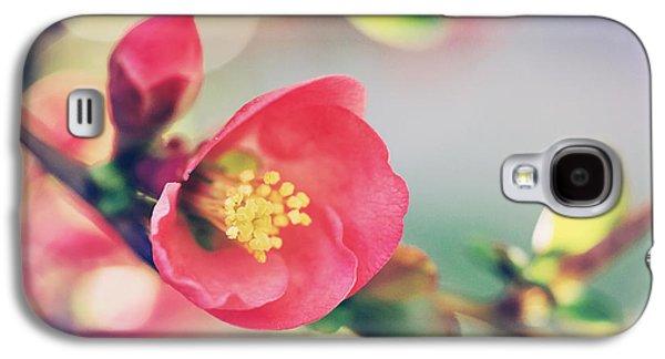 Romancing Spring II Galaxy S4 Case