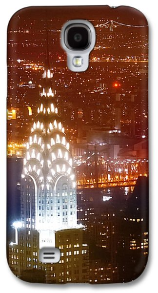 Romantic Manhattan Galaxy S4 Case by Az Jackson