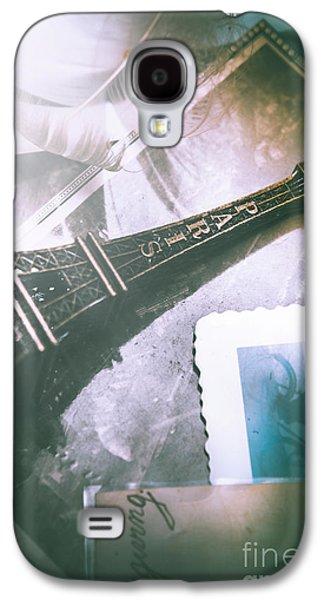 Romantic Paris Memory Galaxy S4 Case by Jorgo Photography - Wall Art Gallery