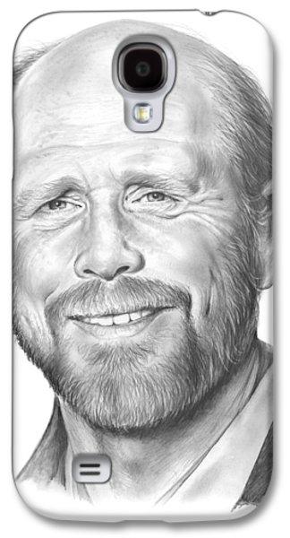 Ron Howard Galaxy S4 Case by Greg Joens