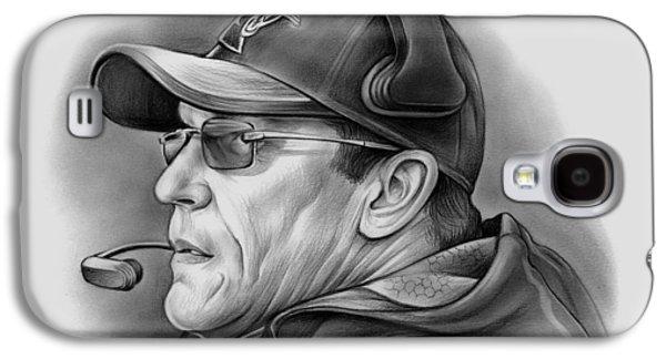 Ron Rivera Galaxy S4 Case by Greg Joens