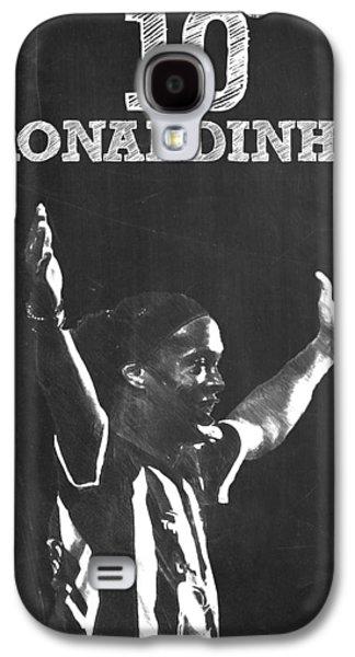 Ronaldinho Galaxy S4 Case by Semih Yurdabak