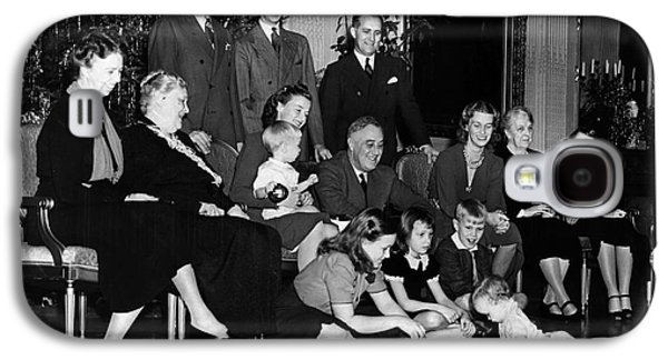 Roosevelt: Family, 1939 Galaxy S4 Case
