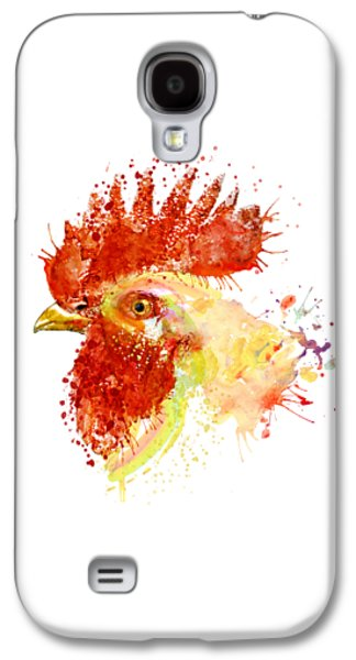 Rooster Head Galaxy S4 Case