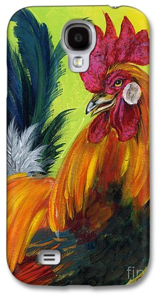 Rooster Kary Galaxy S4 Case by Summer Celeste